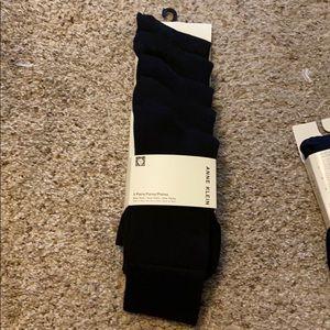 Anne Klein Women's Trouser Socks